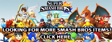 Super Smash Bros Mini Banner