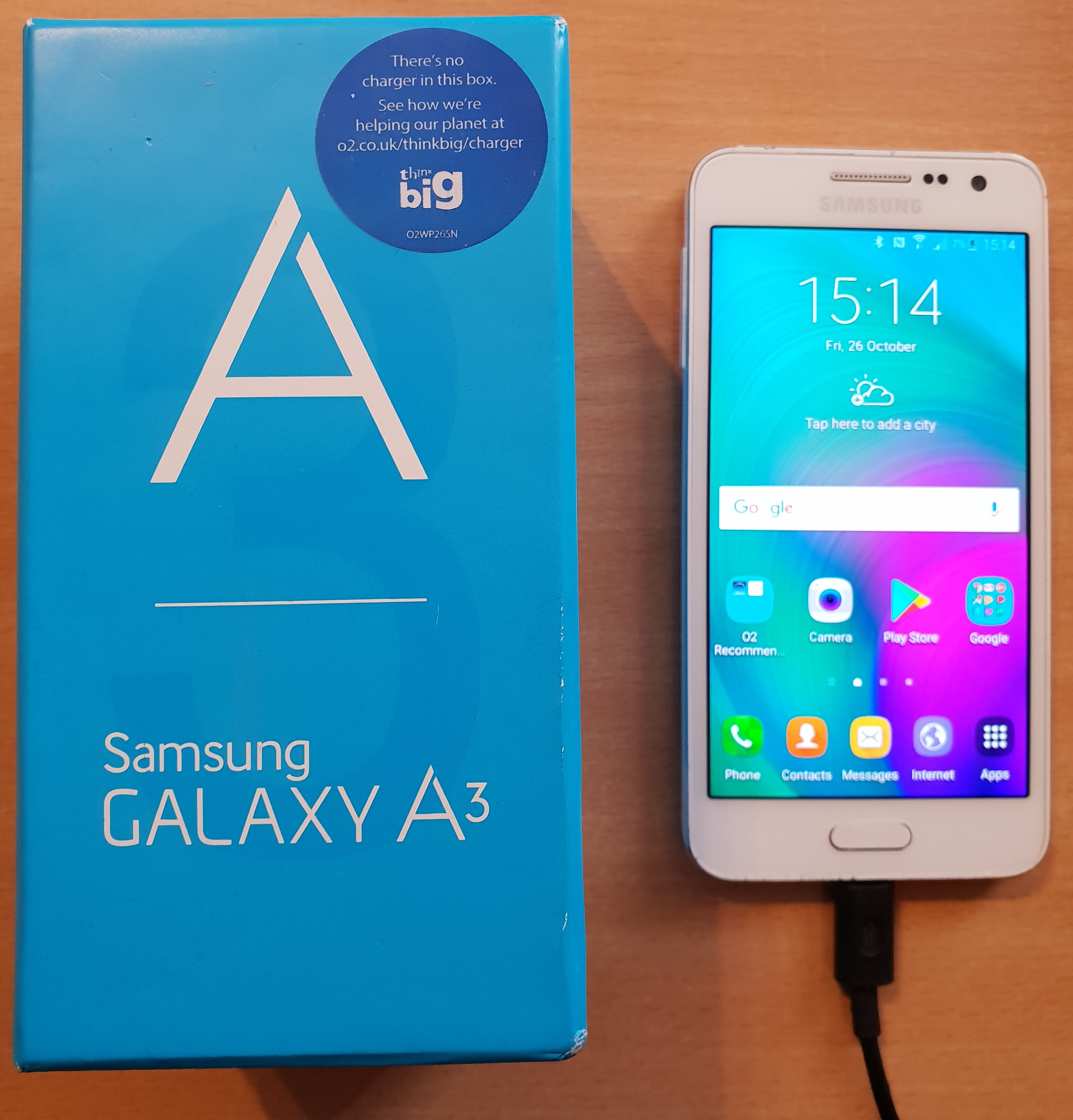 Samsung Galaxy A3 A300FU - Locked-1