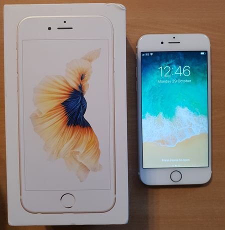 Just In - Boxed Apple iPhone 6S Gold 16GB - Unlocked