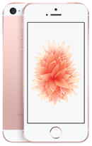 Apple iPhone SE - 16GB Rose Gold - Locked