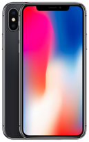 Apple iPhone X - 256GB Space Grey - Unlocked