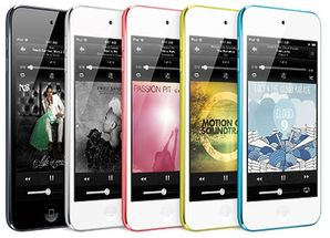 Apple iPod Touch 5th Gen - 32GB