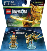 LEGO Dimensions: Fun Pack - Ninjago Lloyd