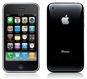 Apple iPhone 3G S - 8GB Black - Unlocked