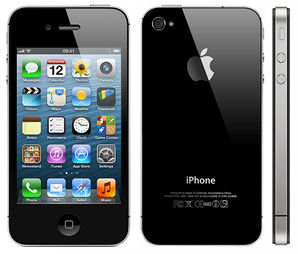 Apple iPhone 4 - 32GB Black - Unlocked