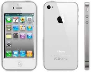 Apple iPhone 4 - 8GB White - Unlocked