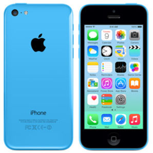 Apple iPhone 5C - 8GB Blue - Locked to Network