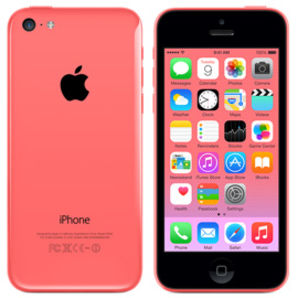 Apple iPhone 5C - 16GB Pink - Unlocked