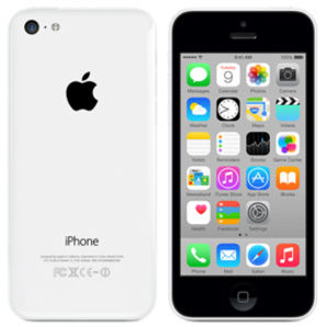 Apple iPhone 5C - 32GB White - Locked to Network