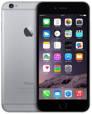 Apple iPhone 6 Plus - 128GB Grey - Locked to Network