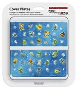 New Nintendo 3DS Coverplate - Pokemon Super Mystery Dungeon