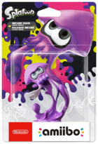 Amiibo - Inkling Squid amiibo - Splatoon 2