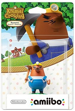 Nintendo Amiibo Animal Crossing - Resetti