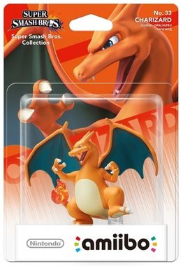 Nintendo amiibo Super Smash Bros. - Charizard