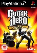 Guitar Hero: World Tour (Game Only)