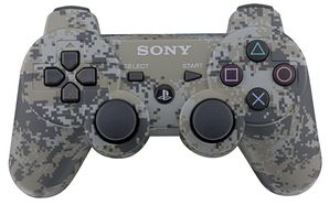Sony PS3 Dual Shock Controller (Urban Camouflage)