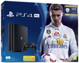 Sony Playstation 4 Pro Console - 1TB - FIFA 18 Bundle