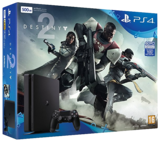 Sony Playstation 4 Slim Console - 500GB Destiny 2 Bundle
