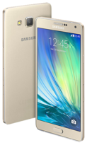 Samsung Galaxy A7 - 16GB - Gold - Locked