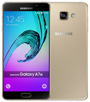 Samsung Galaxy A7 (2016) - 16GB - Gold - Unlocked