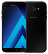 Samsung Galaxy A7 (2017) - 32GB - Black - Locked
