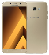 Samsung Galaxy A7 (2017) - 32GB - Gold Sand - Locked