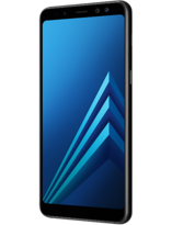 Samsung Galaxy A8 (2018) - 32GB - Black - Locked