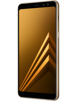 Samsung Galaxy A8 (2018) - 32GB - Gold - Locked