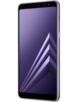 Samsung Galaxy A8 (2018) - 32GB - Orchid Grey - Locked
