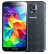 Samsung Galaxy S5 - 16GB Black - Locked