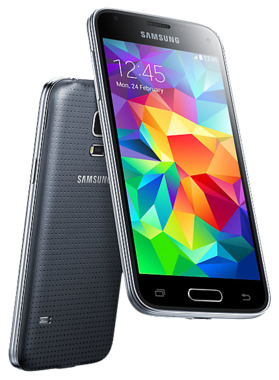 Samsung Galaxy S5 Mini - 16GB Black - Unlocked