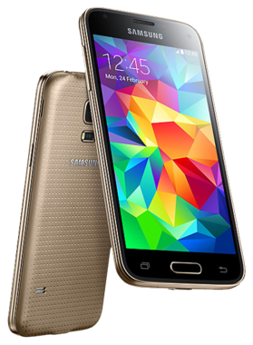 Samsung Galaxy S5 Mini - 16GB Gold - Unlocked
