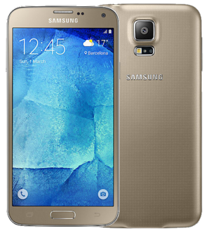 Samsung Galaxy S5 Neo - 16GB Gold - Locked