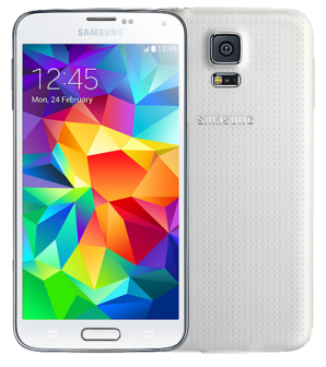 Samsung Galaxy S5 Plus - 16GB White - Unlocked