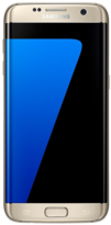 Samsung Galaxy S7 EDGE - 32GB Gold - Locked