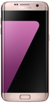 Samsung Galaxy S7 EDGE - 32GB Pink Gold - Locked
