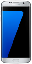 Samsung Galaxy S7 EDGE - 32GB Silver - Locked