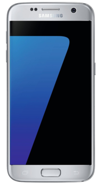 Samsung Galaxy S7 - 32GB Silver - Unlocked