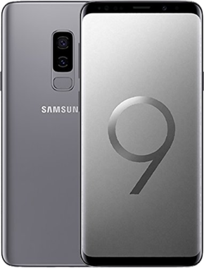 Samsung Galaxy S9 PLUS - 256GB Titanium Gray Unlocked