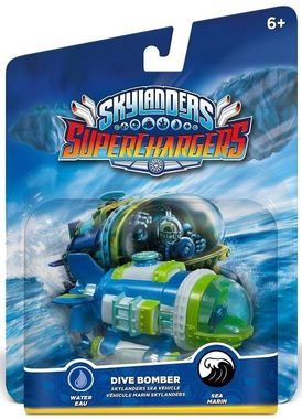 Skylanders Superchargers - Vehicle - Dive Bomber