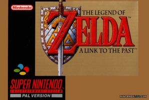 The Legend of Zelda - A Link To Past