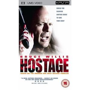 Hostage UMD Movie