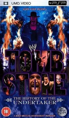 WWE Tomb Stone History of the Undertaker UMD Movie