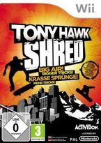 Tony Hawk Shred (Game Only)