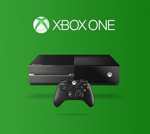 Xbox One Console 500GB - Without Kinect